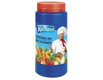 Kucharek Vegetable mix bez glutamátu 1x1kg