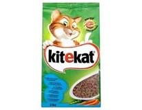 Kitekat Granule hovězí+zelenina pro kočky 1x1,8kg