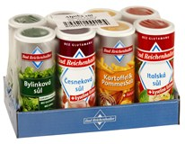 Bad Reichenhaller sůl alpská multipack 8x90g