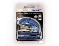 Sešívačka Rapid mini Baby-Ray modrá 1ks