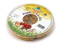 A.W. Pozdrav z Loštic zrající sýr kousky chlaz. 1x500g