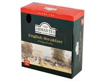 Ahmad English Breakfast tea 100x2g