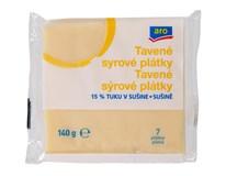 ARO Sýr tavené plátky chlaz. 6x140g