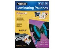 Fólie do laminátoru Fellowes 80micron/ A5 (154x216mm) 1ks