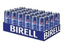 Birell Světlý nealkoholické pivo 24x330ml plech