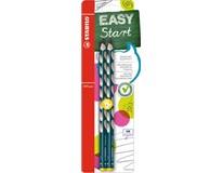 Tužka grafická Stabilo Easygraph HB pravák 2ks
