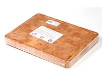 Deska krájecí obdélníková dřevěná 30x40x4cm 1ks
