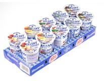 Hollandia Selský jogurt mix (3xjah.3xčok2xmer2xčn.rybíz) chlaz. 10x200g