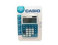 Kalkulačka stolní Casio MS 20NC BU 1ks