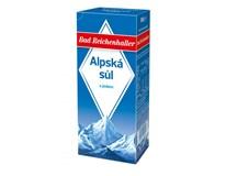 Alpská sůl s jódem 6x500g