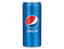 Pepsi Cola 24x330ml plech