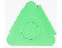Škrabka trojúhelník Sheron velká 1ks