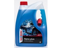 Kapalina do ostřikovače Nano plus Sheron zimní/nemrznoucí -22°C 4L 1ks