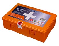 Autolékárnička Biloxxi CZ plastová 1ks