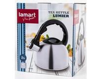 Konvice Lumier LT7004 stříbrná 2L Lamart 1ks