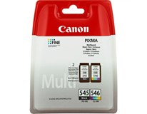 Canon Cartridge PG-545 / CL-546 multipack 1ks
