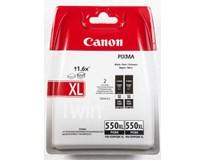 Canon Cartridge PGI-550PGBK XL twinpack černá 1ks