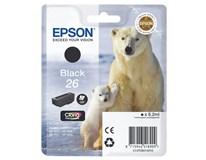 Epson Cartridge T2601 black 1ks