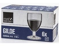 Sklenice likér Gilde 6cl 6ks