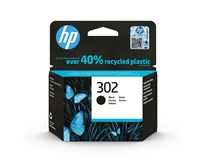 Cartridge HP 302 black 1ks