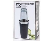 Šejkr Boston nerez/sklo/silikon 700ml 1ks