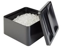Box na led 27x27cm 5L černý 1ks