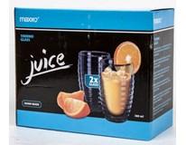 Termosklenice Maxxo juice 380ml 2ks