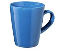 Hrneček kónický 330ml modrý 1ks