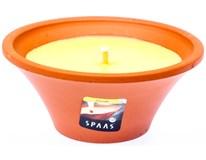 Svíčka Citronella Dish Spaas 15cm 1ks