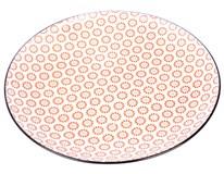 Talíř dezertní porcelánový 20cm s dekorem 1ks