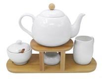 Set na čaj porcelánový 1ks