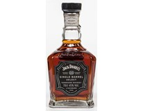 Jack Daniel's Tennessee single barrel 45% whiskey 1x700ml