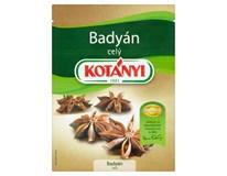 Kotányi Badyán celý 5x8g