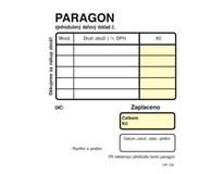 Obchodní paragon NCR 7/9/5 100listů 5ks