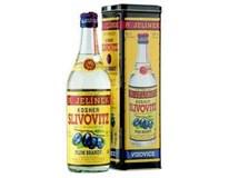 R.Jelínek Slivovice kosher bílá 50% 1x700ml plech