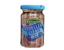 Feinkost Dittmann sardelové filetky v oleji chlaz. 1x100g