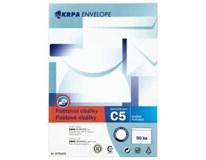 Obálka C5 Sigma bílá 50ks