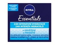 Nivea Visage denní krém výživný 1x50ml