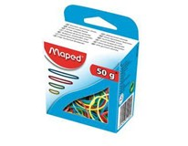 Gumičky Maped barevné 50g 1ks
