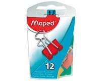 Klipy vázací Maped 15mm 12ks