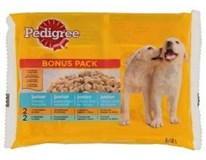 Pedigree Junior kapsička pro psy mix 4x100g