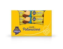 Opavia Zlaté polomáčené mléčné sušenky 36x100g