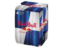 Red Bull energetický nápoj 4x250ml