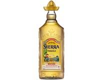 Sierra Tequila Gold 38% 6x700ml