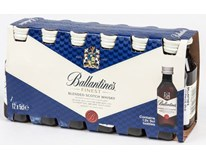 Ballantine's Finest skotská whisky mini 40% 12x50ml