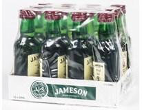 Jameson irská whiskey mini 40% 12x50ml