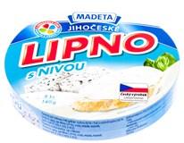 Madeta Jihočeské Lipno sýr niva chlaz. 1x140g