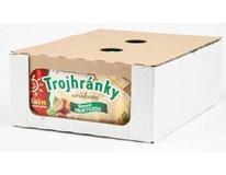 Trojhránky ořechové bez cukru 10x50g