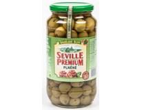 Seville Premium Olivy zelené s ančovičkou 1x935g