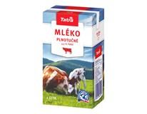 Tatra Mléko plnotučné 3,5% trvanlivé chlaz. 12x1L
